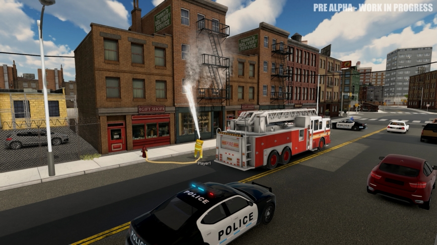 [Flashing Lights - Police Fire EMS] Screenshots ( 4 / 9 )