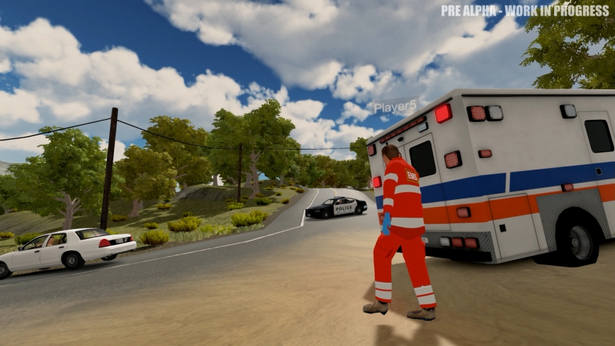 [Flashing Lights - Police Fire EMS] Screenshots ( 8 / 9 )
