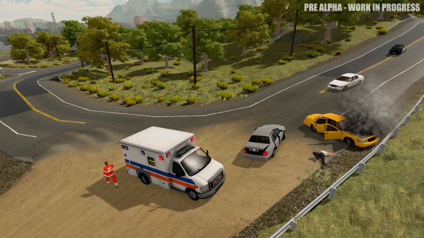 [Flashing Lights - Police Fire EMS] Screenshots ( 9 / 9 )