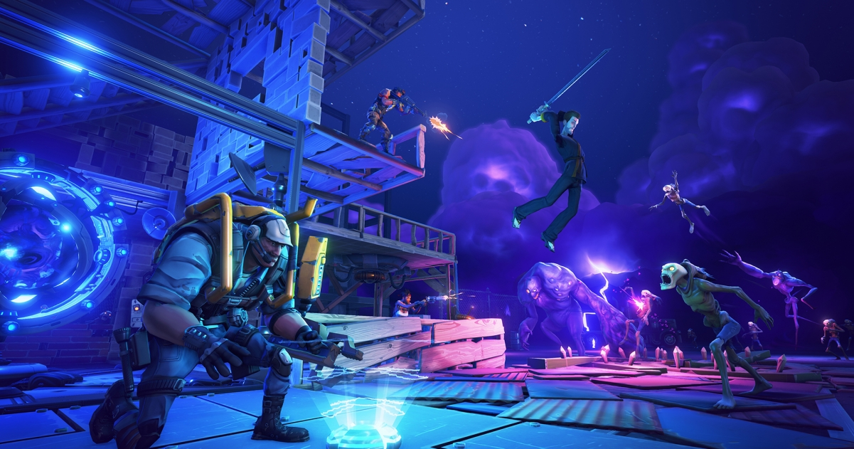 Epic Games Bans Plenty Of Fortnite Battle Royale Cheaters ... - 1201 x 631 jpeg 582kB