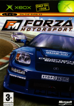 Forza Motorsport Box Art
