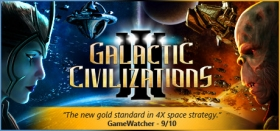 Galactic Civilizations III Box Art