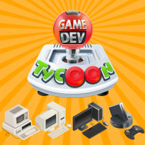 Game Dev Tycoon Box Art