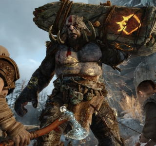 God of War Has a Release Date and New Trailer