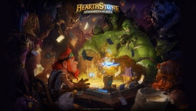 Hearthstone: Heroes of Warcraft Box Art