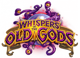 Hearthstone: Whispers of the Old Gods Box Art