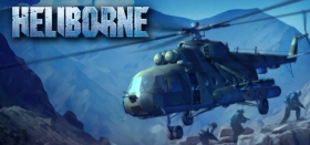 Heliborne Box Art