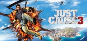 Just Cause 3 Box Art