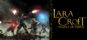 Lara Croft and the Temple of Osiris Box Art