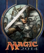 Magic 2014 - Duels of the Planeswalkers Box Art