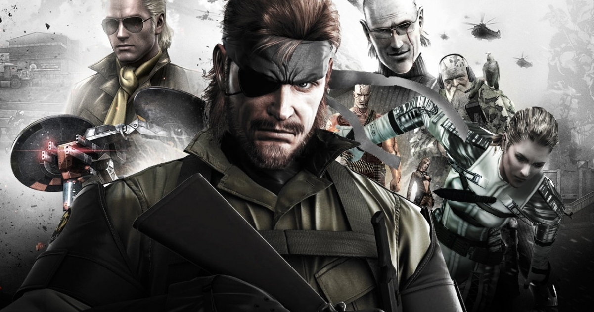 Metal Gear Solid HD Collection Reviews - GameSpot