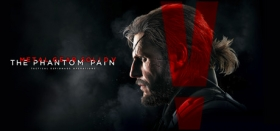 Metal Gear Solid V: The Phantom Pain Box Art