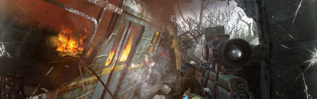 Metro: Last Light Diaries Part Five