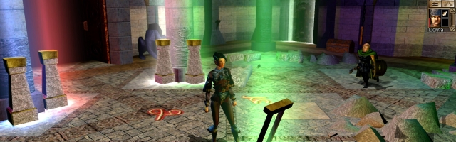 The Classic Rpgs Will Revive On Consoles Neverwinter Nights