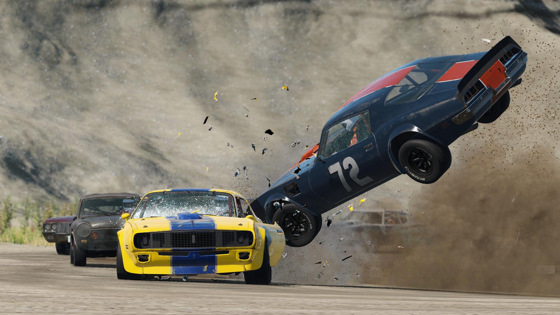 Next Car Game Wreckfest & Screenshots