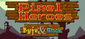 Pixel Heroes: Byte & Magic Box Art