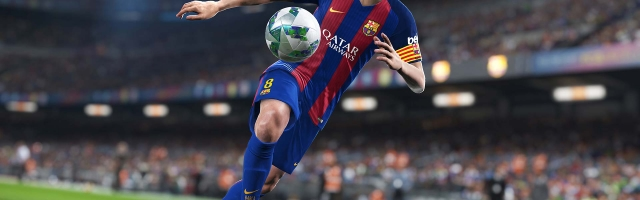 gamescom 2017: Pro Evolution Soccer 2018 preview