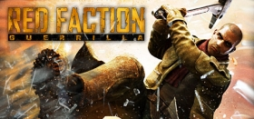 Red Faction Guerrilla Box Art