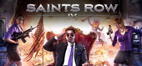 Saints Row IV Box Art