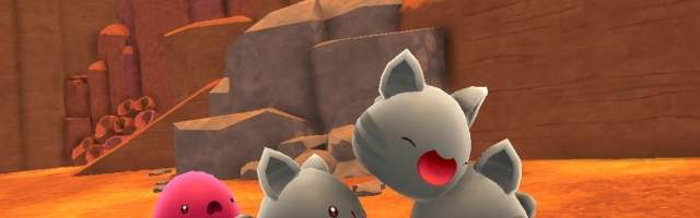 Freebie Feelers... Slime Rancher