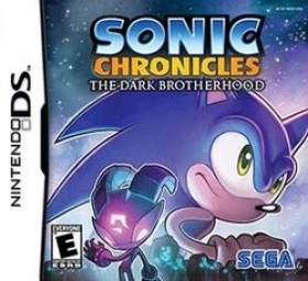 Sonic Chronicles: The Dark Brotherhood Box Art