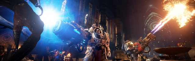 Space Hulk Deathwing Gets Its First Substantial Patch