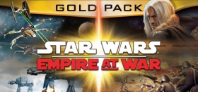 STAR WARS™ Empire at War - Gold Pack Box Art