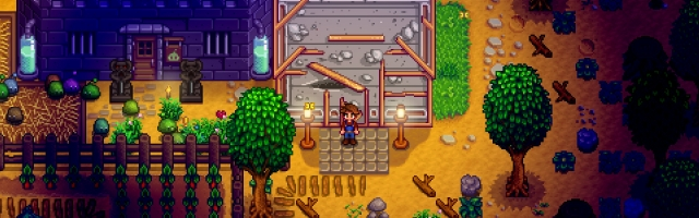 Stardew Valley Arrivals on Switch 5th October