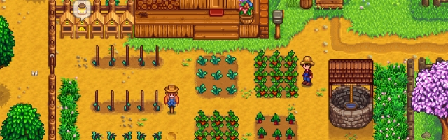 Stardew Valley Update Will Speed Up the Nintendo Switch Version