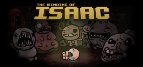 The Binding of Isaac Box Art