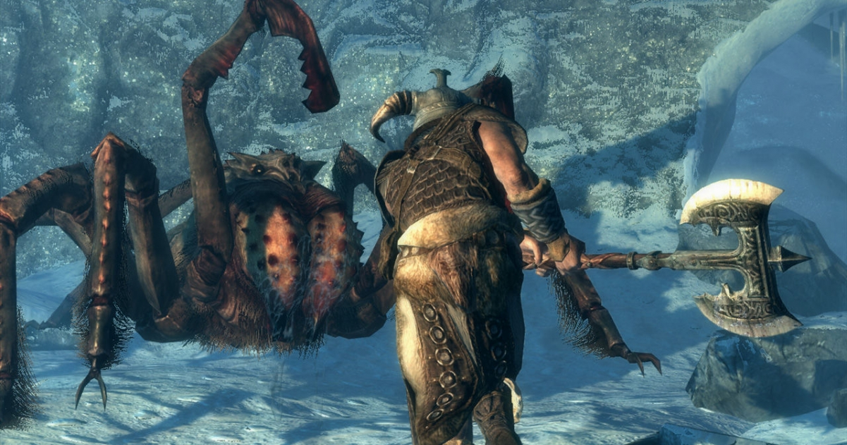 Yes, Skyrim Will be Coming to the Switch | GameGrin