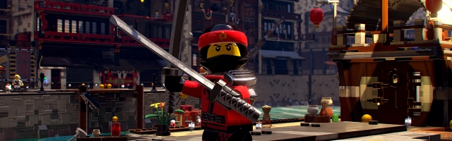 Fanatical Star Deal - The LEGO NINJAGO Movie Video Game