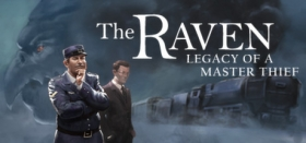 The Raven - Legacy of a Master Thief Box Art