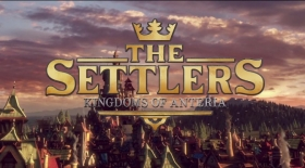 The Settlers: Kingdoms of Anteria Box Art