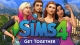 The Sims 4: Get Together Box Art