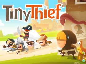 Tiny Thief Box Art