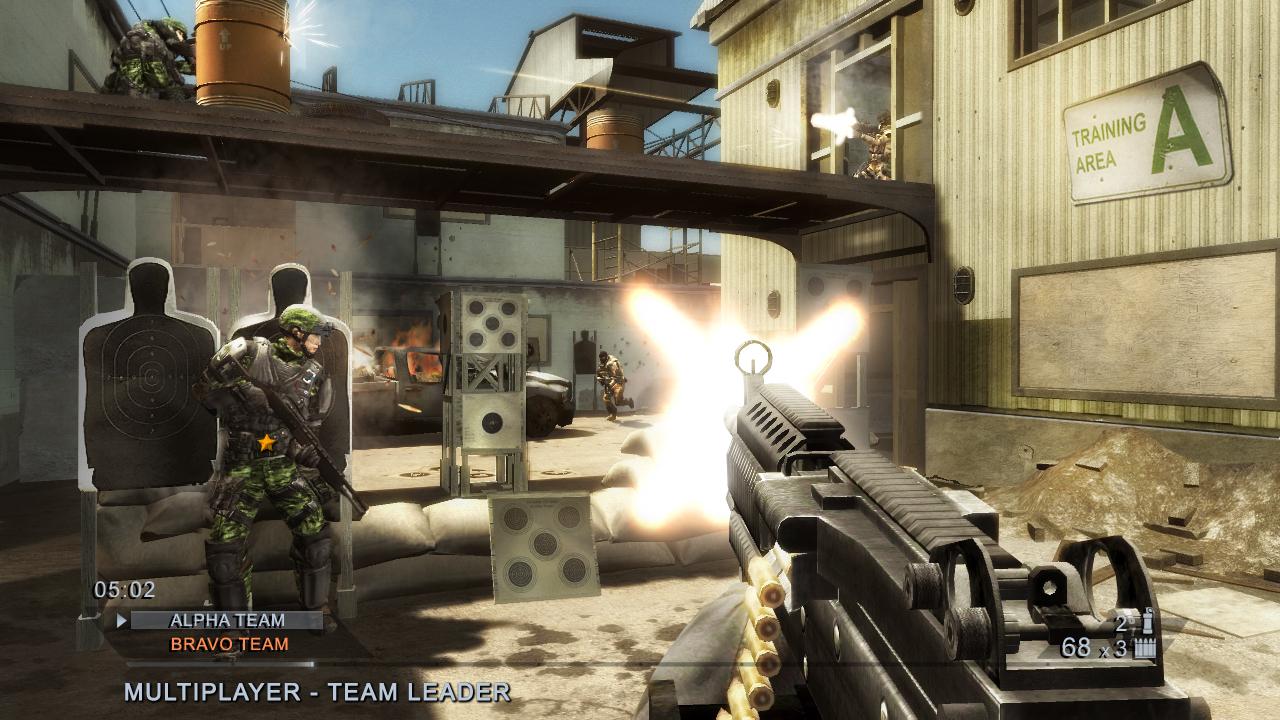 tom clancys rainbow six vegas 2 multiplayer lan - alpha beta demo