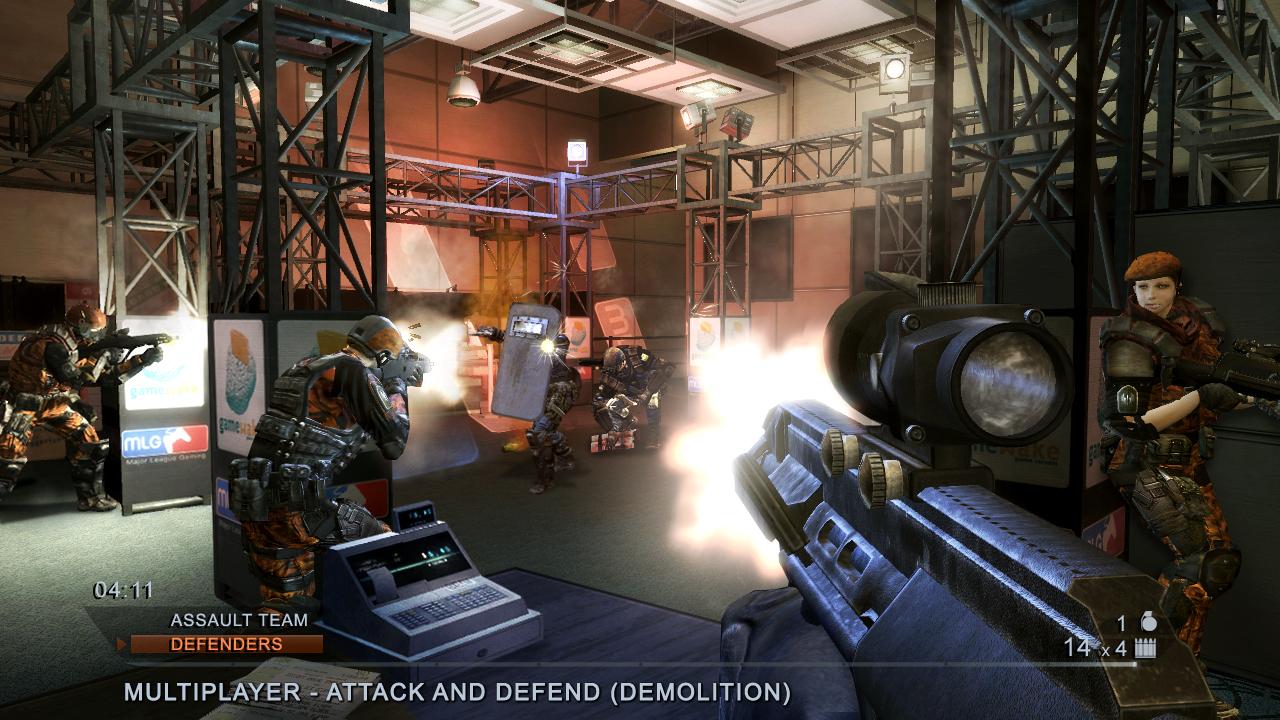 tom clancys rainbow six vegas 2 multiplayer patch - alpha beta demo