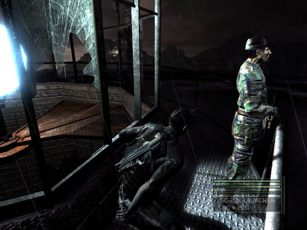 Tom Clancy S Splinter Cell Chaos Theory Images Screenshots