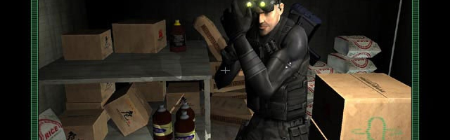 Splinter Cell Diaries Part Four