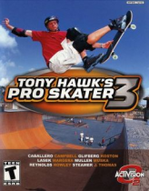 Tony Hawk's Pro Skater 3 Box Art