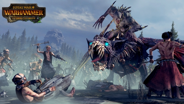 Total War: Warhammer The Grim and the Grave DLC Review