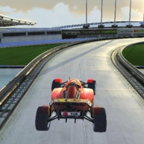 TrackMania Nations Forever Box Art