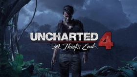 Uncharted 4: A Thief's End Box Art