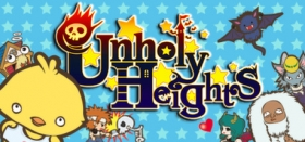 Unholy Heights Box Art