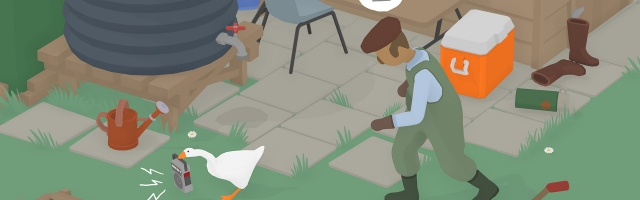 Untitled Goose Game Waddles to Success with Over One Million CopiesSold