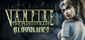 Vampire: The Masquerade - Bloodlines Box Art