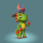 Yooka-Laylee: Interview with Mark Stevenson