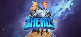 ZHEROS Box Art