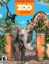 Zoo Tycoon (2013) Box Art